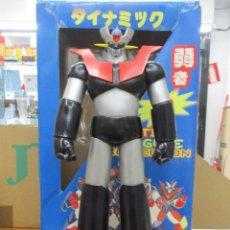 Figuras y Muñecos Manga: MAZINGER Z - 50 CM - CON CAJA Y BLISTER - ORIGINAL KAIYODO 1995 - MUY BUEN ESTADO - UNICO. Lote 276704318