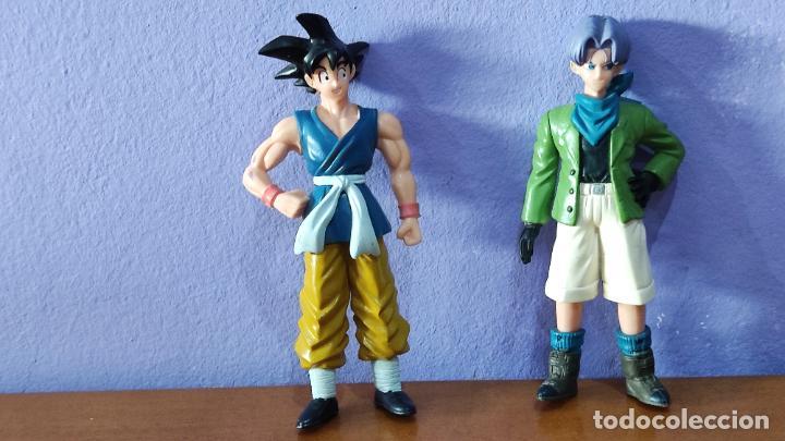 FIGURAS DRAGON BALL, GASHAPON Y TRUNKS (Juguetes - Figuras de Acción - Manga y Anime)