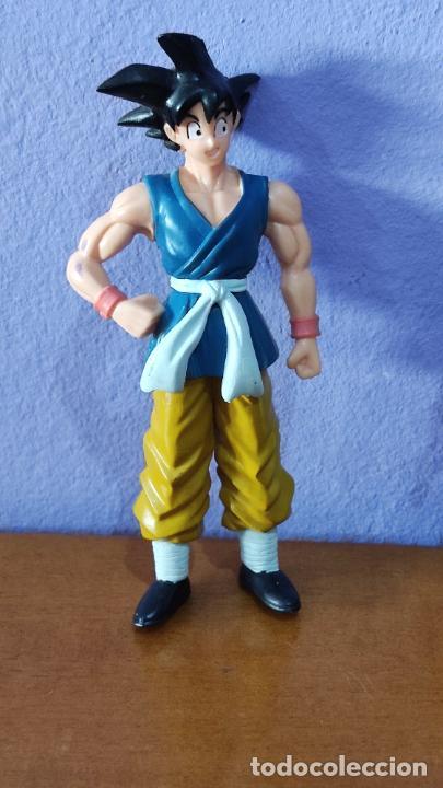 Figuras y Muñecos Manga: Figuras Dragon Ball, Gashapon y Trunks - Foto 3 - 218873181