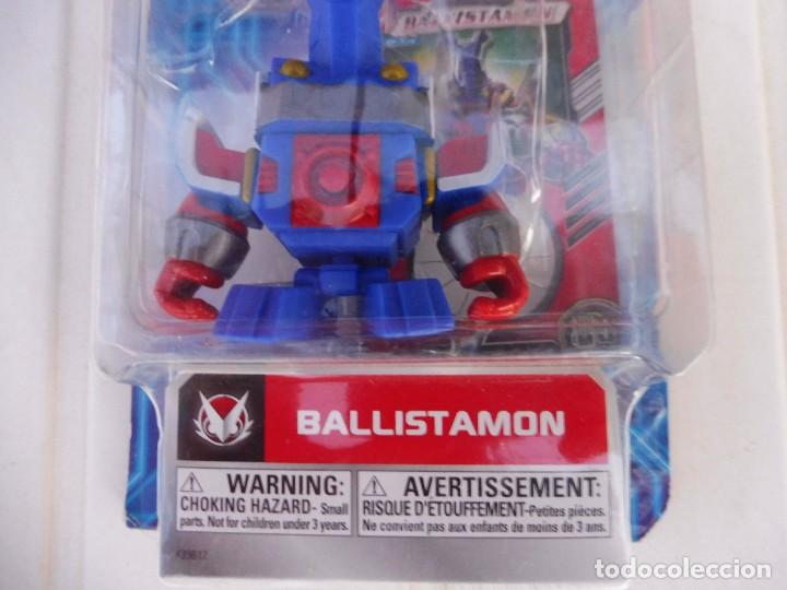 Figuras y Muñecos Manga: Digimon fusion Ballistamon bandai 2013 en blister - Foto 3 - 277083653