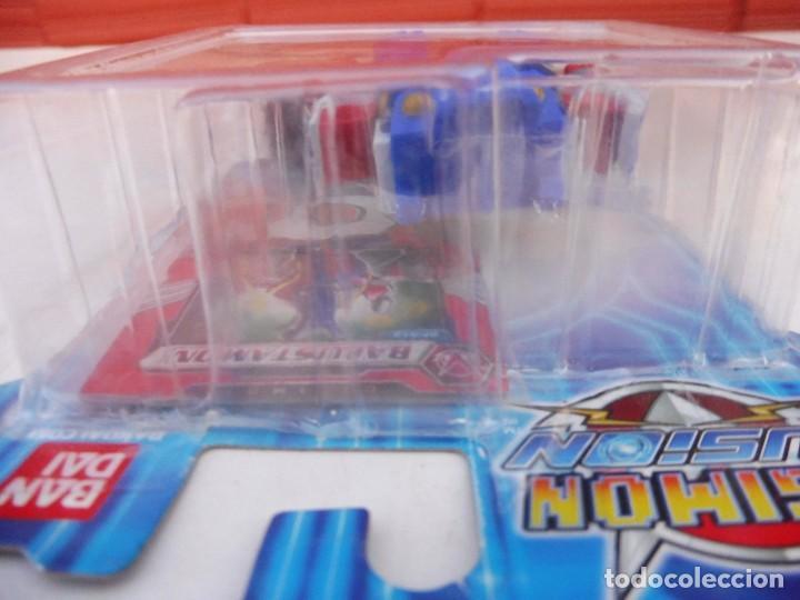 Figuras y Muñecos Manga: Digimon fusion Ballistamon bandai 2013 en blister - Foto 6 - 277083653