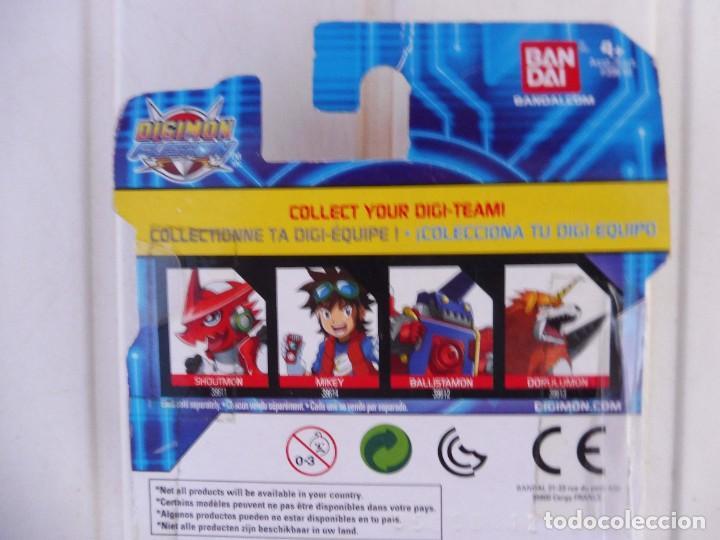 Figuras y Muñecos Manga: Digimon fusion Ballistamon bandai 2013 en blister - Foto 9 - 277083653
