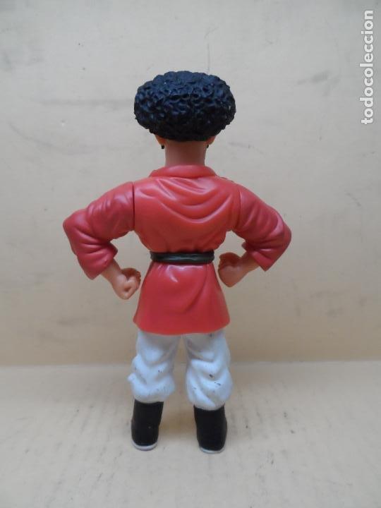 Figuras y Muñecos Manga: FIGURA DRAGON BALL Z MR. SATAN 1989 ABTOYS - Foto 2 - 277213598