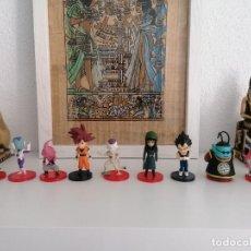Figuras y Muñecos Manga: DRAGON BALL Z LOTE DE 9 FIGURAS. Lote 277249608