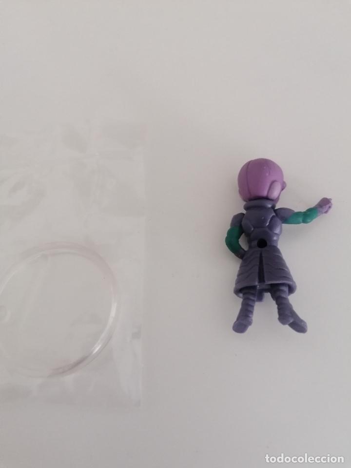 Figuras y Muñecos Manga: Dragon ball super figura hit con su peana bandai - Foto 2 - 277266293