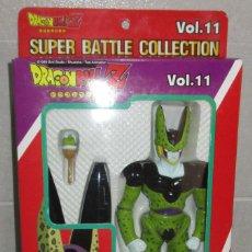 Figuras y Muñecos Manga: DRAGON BALL Z DBZ SUPER BATTLE COLLECTION VOL.11 PERFECT CELL BANDAI 1994. Lote 277593308