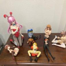 Figuras y Muñecos Manga: LOTE DE FIGURAS DE MANGA Y ANIME. Lote 280292623