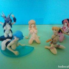 Figuras y Muñecos Manga: LOTE FIGURAS SEXY MANGA ANIME HENTAI. Lote 288013943