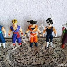 Figuras y Muñecos Manga: 5 FIGURAS DE ACCIÓN DRAGON BALL Z BOLA DE DRAGON SON GOKU DE 11CM. ALTURA - NUEVAS. Lote 288211723