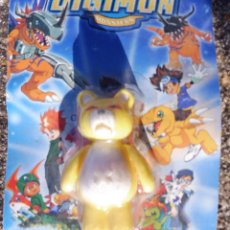 Figuras y Muñecos Manga: BLISTER DIGIMON DIGITAL MONSTERS MONZAEMON SIN MARCA, MADE IN CHINA. Lote 288995563
