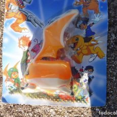 Figuras y Muñecos Manga: BLISTER DIGIMON DIGITAL MONSTERS PATAMON SIN MARCA, MADE IN CHINA. Lote 288996173