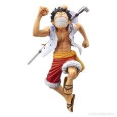Figuras y Muñecos Manga: ONE PIECE MAGAZINE LUFFY SPECIAL COLOR 13CM. Lote 289669363