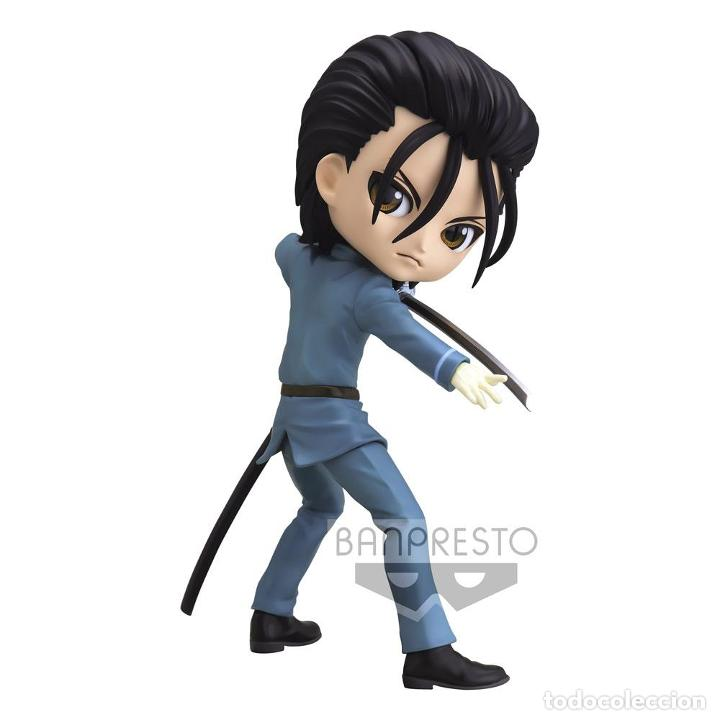 RUROUNI KENSHIN 1 POSKET HAJIME SAITO V.A 15CM (Juguetes - Figuras de Acción - Manga y Anime)
