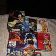 Figuras y Muñecos Manga: LOTE 9 CAJAS DE JUGUETES MANGA VARIADOS. Lote 293317183