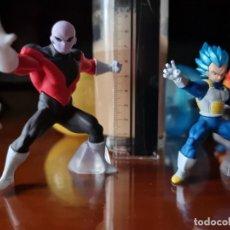 Figuras y Muñecos Manga: LOTE 2 GASHAPON DRAGON BALL SUPER. Lote 293917248