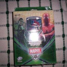 Figuras y Muñecos Marvel: VS SYSTEM – JUEGO CARTAS – SPIDERMAN VS DOC OCK – MARVEL- PRECINTADO. Lote 24413784