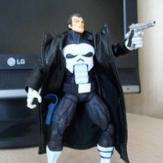 Figuras y Muñecos Marvel: FIGURA MARVEL LEGENDS SERIE FACE OFF EL CASTIGADOR, (THE PUNISHER). Lote 26537193