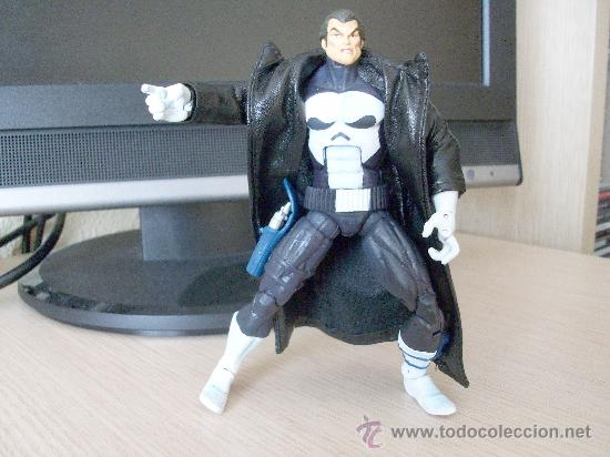 Figuras y Muñecos Marvel: FIGURA MARVEL LEGENDS SERIE FACE OFF EL CASTIGADOR, (THE PUNISHER) - Foto 3 - 26537193