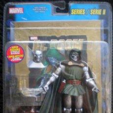 Figuras y Muñecos Marvel: MARVEL LEGENDS DR.DOOM VARIANTE SERIE 2 POSTER DORADO. Lote 22961217