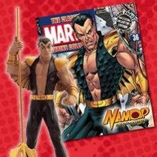 Figuras y Muñecos Marvel: NAMOR. FIGURA DE PLOMO DE LA COLECCIÓN MARVEL FIGURINE DE ALTAYA. Nº 36. Lote 50994025