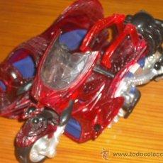 Figuras y Muñecos Marvel: MOTO CON SIDECAR SPIDERMAN. Lote 203637253