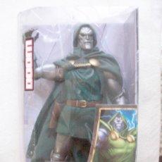 Figuras y Muñecos Marvel: FIGURA MARVEL LEGENDS ICONS DR MUERTE (DR DOOM) EN CAJA NUEVA. Lote 27866499