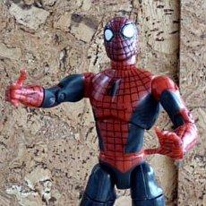 Figuras y Muñecos Marvel: FIGURA ARTICULADA SPIDERMAN - MARVEL ENT.2002 TOY BIZ WW - 15 CMS.ALTO. Lote 28136218