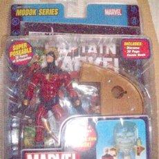 Figuras y Muñecos Marvel: FIGURA MARVEL LEGENDS CAPITAN MARVEL EN BLISTER, CAPTAIN MARVEL. Lote 28518160