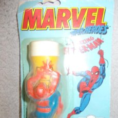 Figuras y Muñecos Marvel: LINTERNA DE SPIDERMAN-SPIDER-MAN-MARVEL-WEB FLASHLIGHT. Lote 30016928