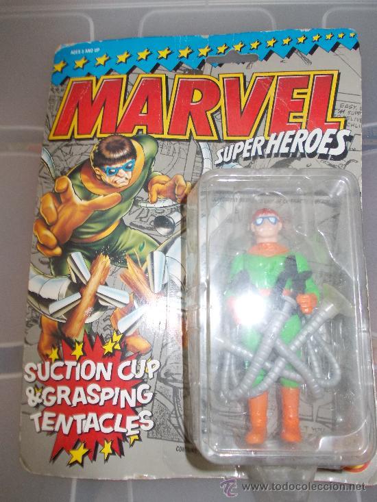 DR.OCTOPUS-SPIDERMAN-MARVEL-SUPER HEROES-TOY BIZ (Juguetes - Figuras de Acción - Marvel)