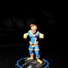 Figuras y Muñecos Marvel: MARVEL HEROCLIX , CICLOPE. Lote 30439436