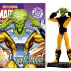 Figuras y Muñecos Marvel: LIDER. THE LEADER. FIGURA DE PLOMO DE LA COLECCIÓN MARVEL FIGURINE DE ALTAYA. Nº 69. Lote 40793135
