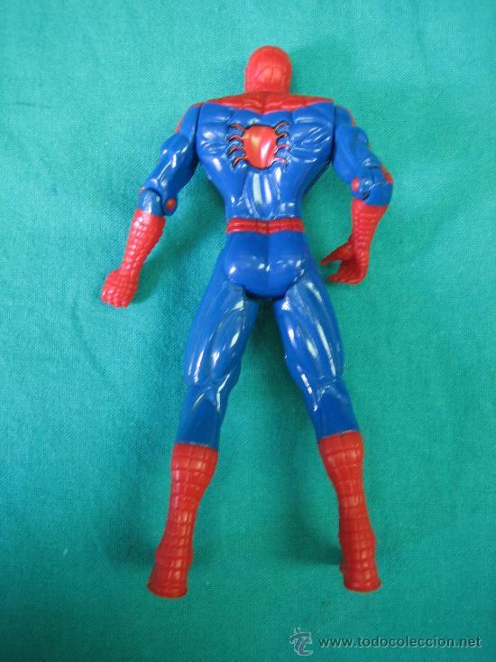 Figuras y Muñecos Marvel: Spiderman Toybiz Marvel 1998 - Foto 2 - 32259015