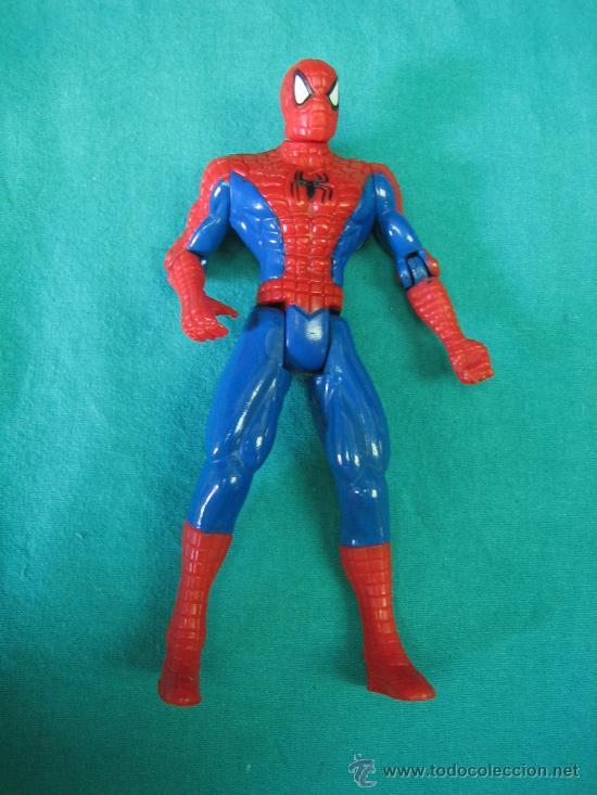 SPIDERMAN TOYBIZ MARVEL 1998 (Juguetes - Figuras de Acción - Marvel)