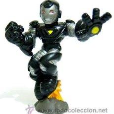 Figuras y Muñecos Marvel: FIGURA VENGADORES SUPERHERO SQUAD WAR MACHINE - MÁQUINA DE GUERRA, IRON MAN. Lote 33382641