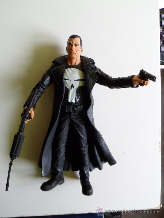 Marvel punisher castigador marvel select - Sold through