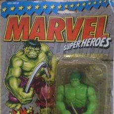 Figuras y Muñecos Marvel: MARVEL HULK CRUSSHING ARMS TOY BIZ. Lote 35520480