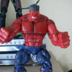 Figuras y Muñecos Marvel: FIGURA MARVEL LEGENDS BAF RED HULK. Lote 95328600