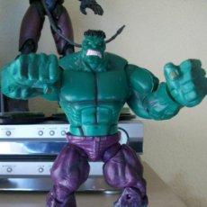 Figuras y Muñecos Marvel: FIGURA MARVEL LEGENDS HULK, PACK HULK VALKIRIA. Lote 141192832