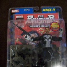 Figuras y Muñecos Marvel: FIGURA MARVEL LEGENDS PUNISHER EL CASTIGADOR. Lote 35717695