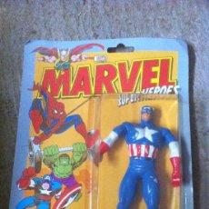 Figuras y Muñecos Marvel: CAPITAN AMERICA MARVEL. Lote 36147691