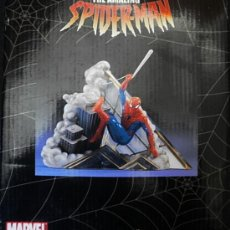 Figuras y Muñecos Marvel: THE AMAZIN SPIDER-MAN FIGURA DE RESINA COLLECT THEM ALL!. Lote 36328552