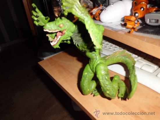 Figuras y Muñecos Marvel: figura articulada de lizardmen de marvel de coleccion - Foto 5 - 36645921