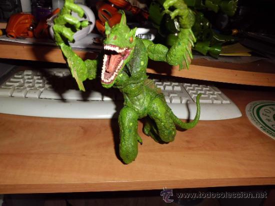 Figuras y Muñecos Marvel: figura articulada de lizardmen de marvel de coleccion - Foto 3 - 36645921