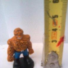 Figuras y Muñecos Marvel: LOS 4 FANTASTICOS - THING - EL HOMBRE ROCA - MICRO FIGURA - COSA. Lote 36880276