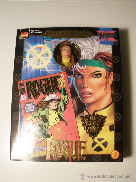 MARVEL FAMOUS COVER ROGUE AÑOS 90 (Juguetes - Figuras de Acción - Marvel)