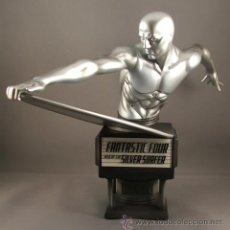 Figuras y Muñecos Marvel: THE KOTOBUKIYA COLLECTION : SILVER SURFER FINE ART BUST ESTELA PLATEADA. Lote 37454310