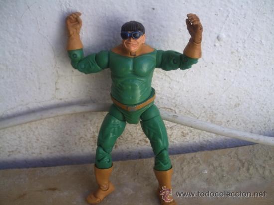 EL DOCTOR OCTOPUSS DEL COMIC ARTICULADO (Juguetes - Figuras de Acción - Marvel)
