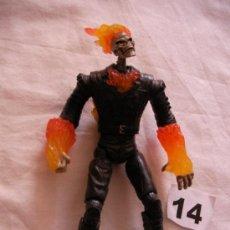 Figuras y Muñecos Marvel: MOTORISTA FANTASMA. Lote 38614278