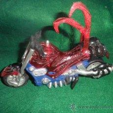 Figuras y Muñecos Marvel: MOTO DE SPIDERMAN. Lote 38806823